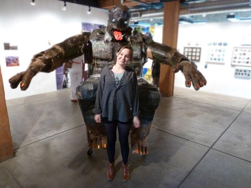 Colossus and me